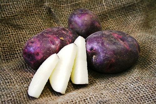 Purple Viking Potatoes - 1 lb