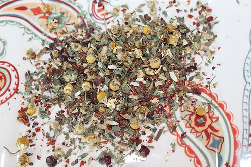 Chamomile Tisane Organic Herbal Tea - 2 oz