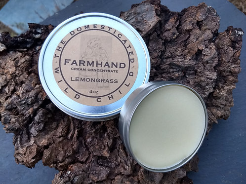 Farmhand Moisturizing Cream - 2 or 4 oz