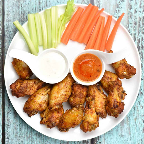 Pasture Raised Chicken Wings - choose weight