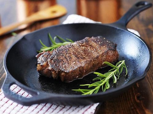 Dry Aged Sirloin Tip Steak - approx 1 lb