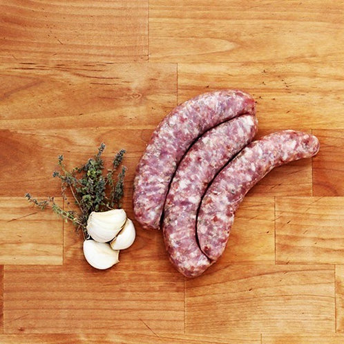 Pastured Pork Sausage, Links, various flavors - 1 lb