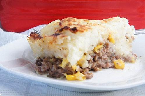 """Shepherd's Pie - 8"""" pan"""