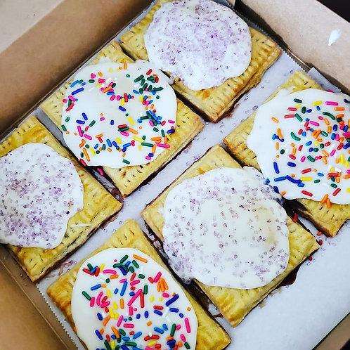 Organic Toaster Tarts - Half Dozen