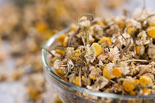 Dried Chamomile Flowers - 4 oz