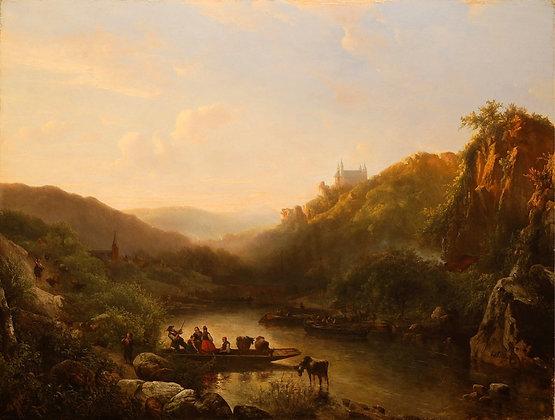 Abraham van der Waeyen Pietersz (1817-1880)