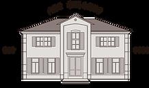 Peter van Os - logo porcelain house whit