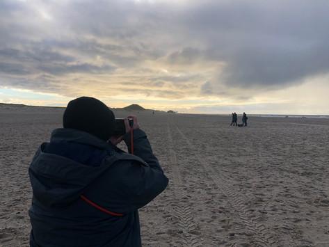 A day at the beach with Marijke Dittmann