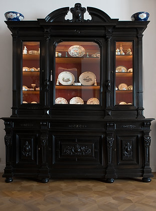 Display Cabinet / Library Bookcase