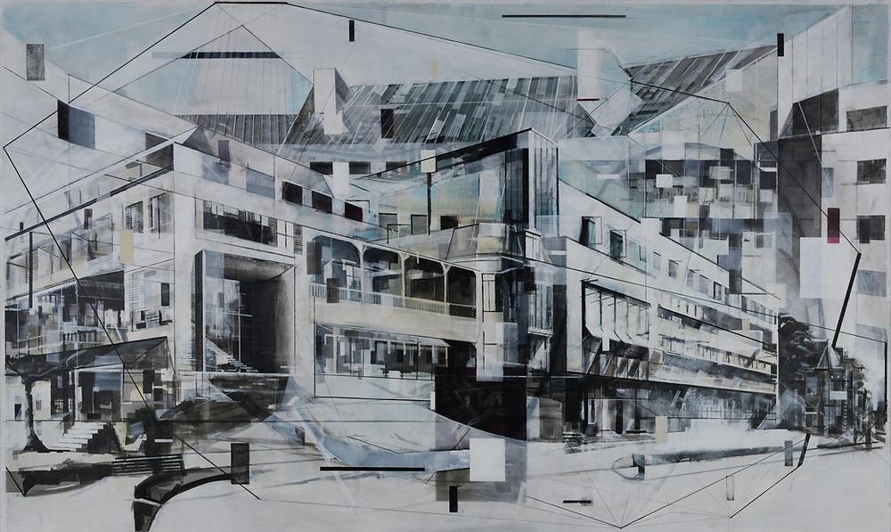Wessel Huisman | Voortdurend perspectief