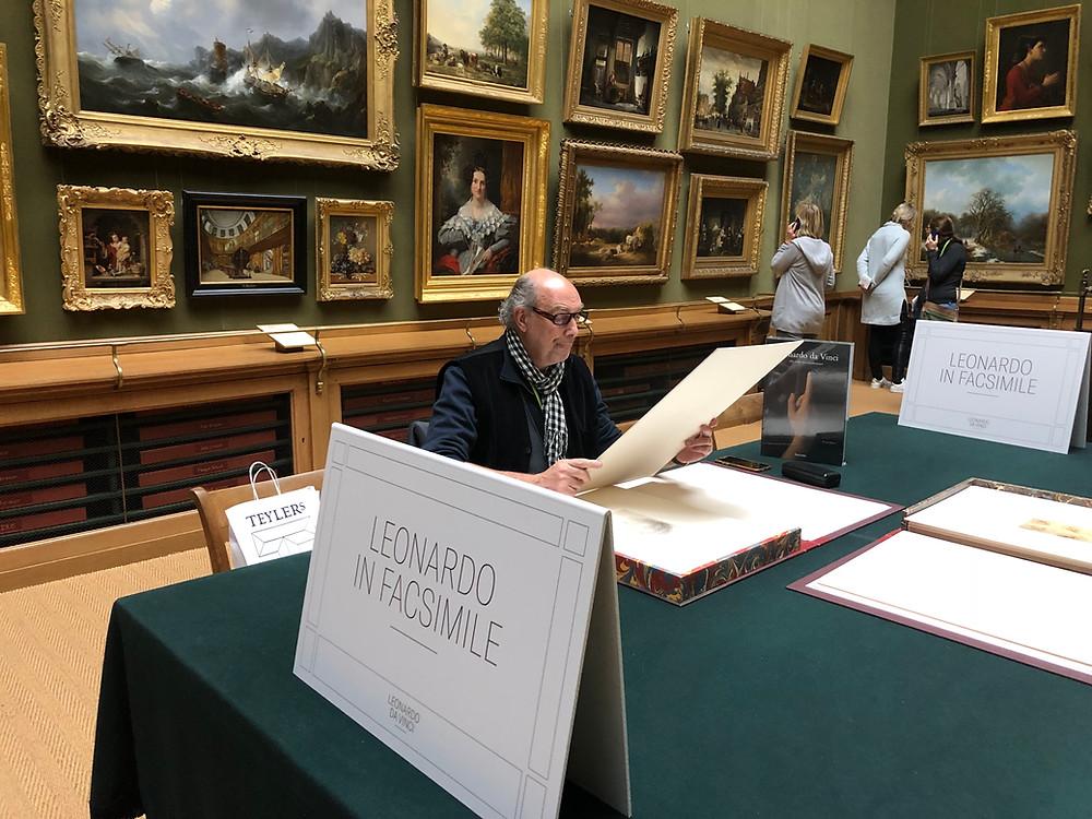 Antiek en moderne kunst