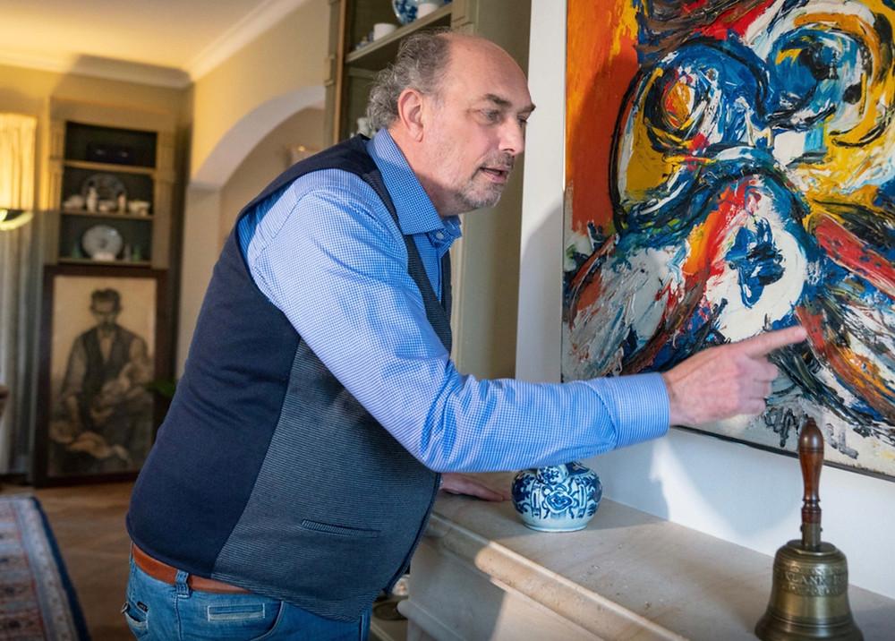Foto Eric van 't Hullenaar Peter van Os Huissen