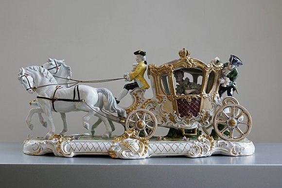 Aelteste Volkstedt European Porcelain