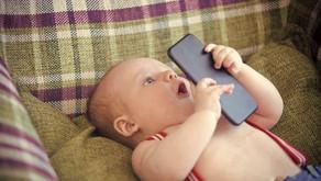 A influência da tecnologia na infância