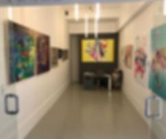 i le gallery, Alex Voinea, Anna Peserico, Thomas de Marsay, Adolfo Rua