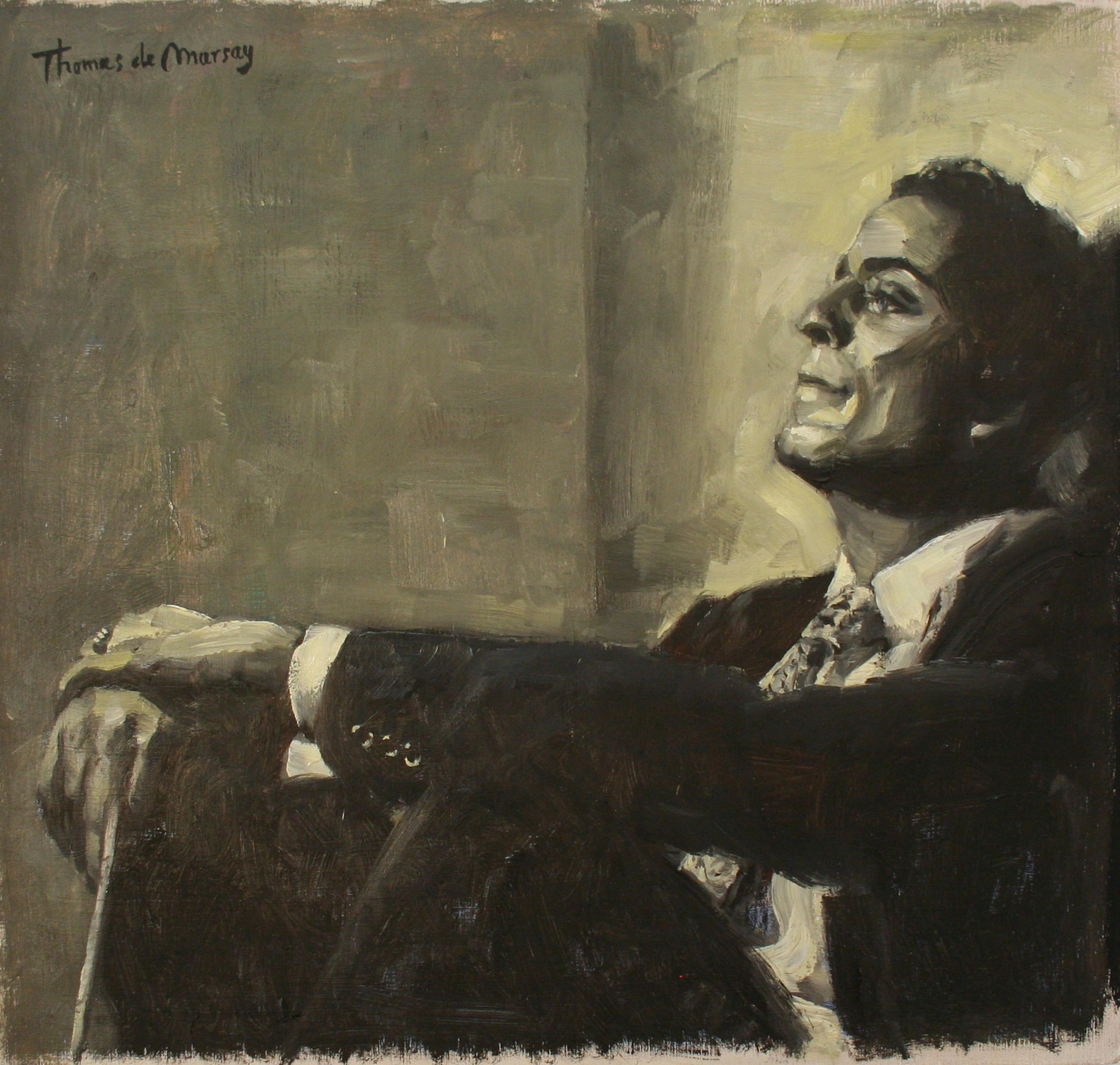 Tony Bennett. (SOLD)