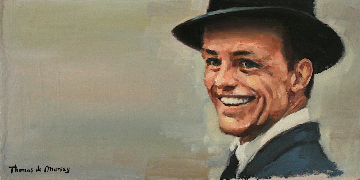 Sinatra smile II.