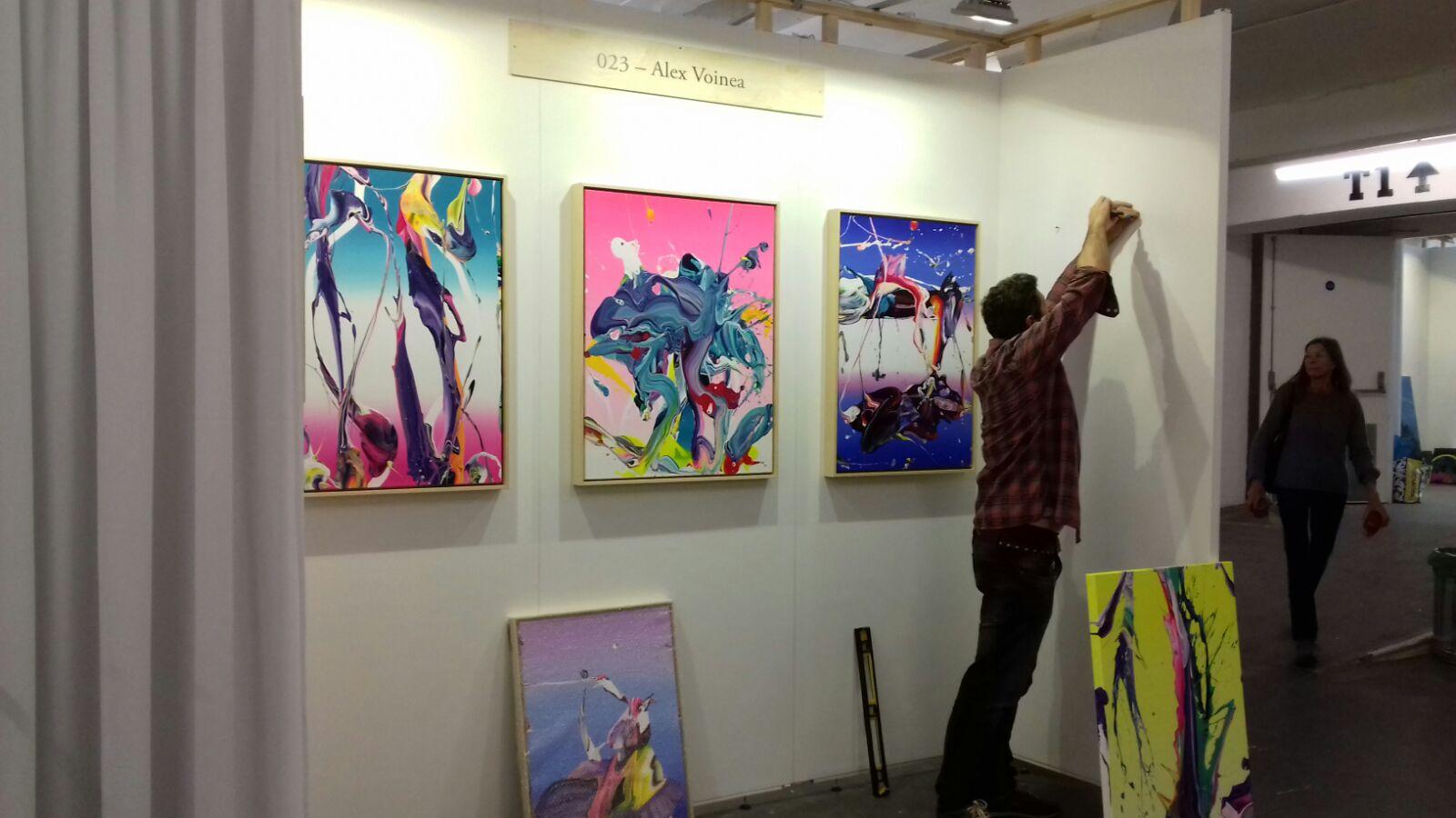 The Other Art Fair London '16