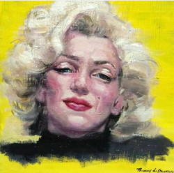 Yellow. Marilyn 2.