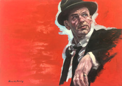 Red. Frank Sinatra 1.