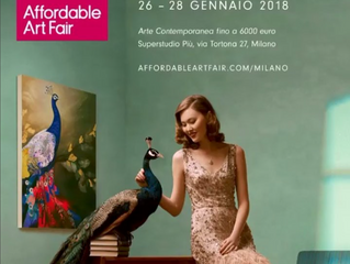 i le gallery to participate in the Affordable Art Fair Milan