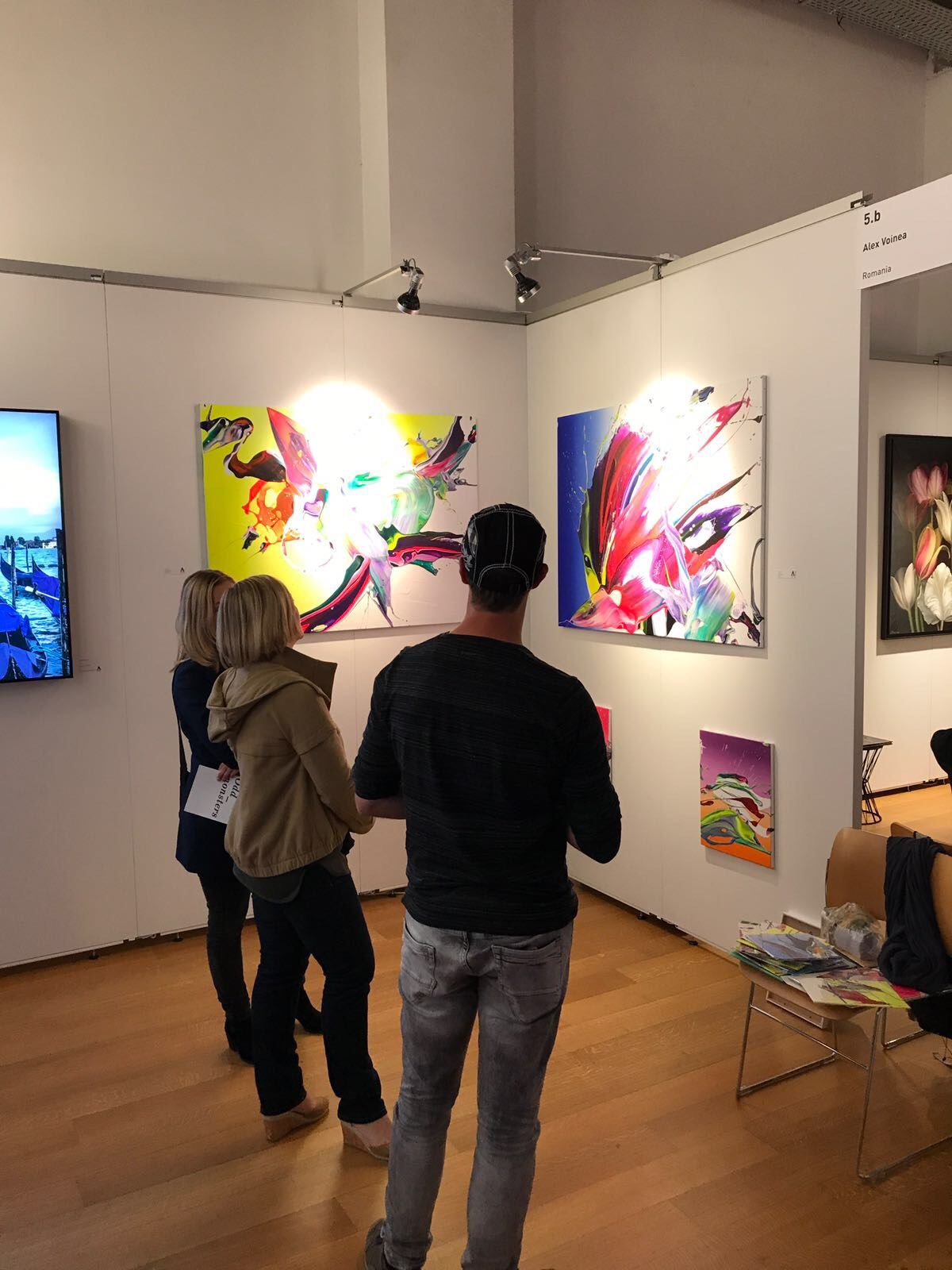 Accessible Art Fair, Brussels 2017