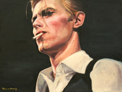 David Bowie. (SOLD)