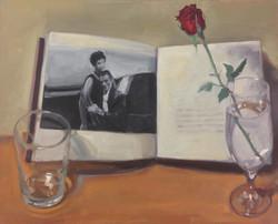 A rose for Chet.