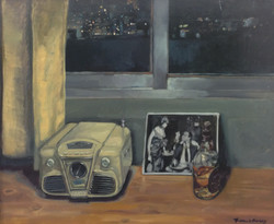 Old radio.