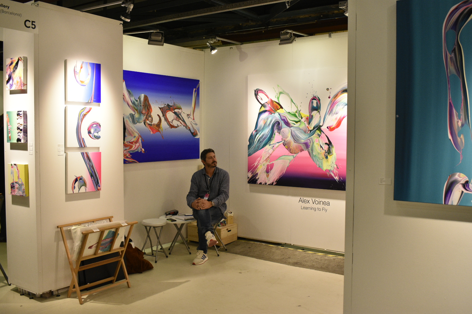 Affordable Art Fair Amsterdam 2018