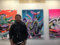 The Other Art Fair, London 2017