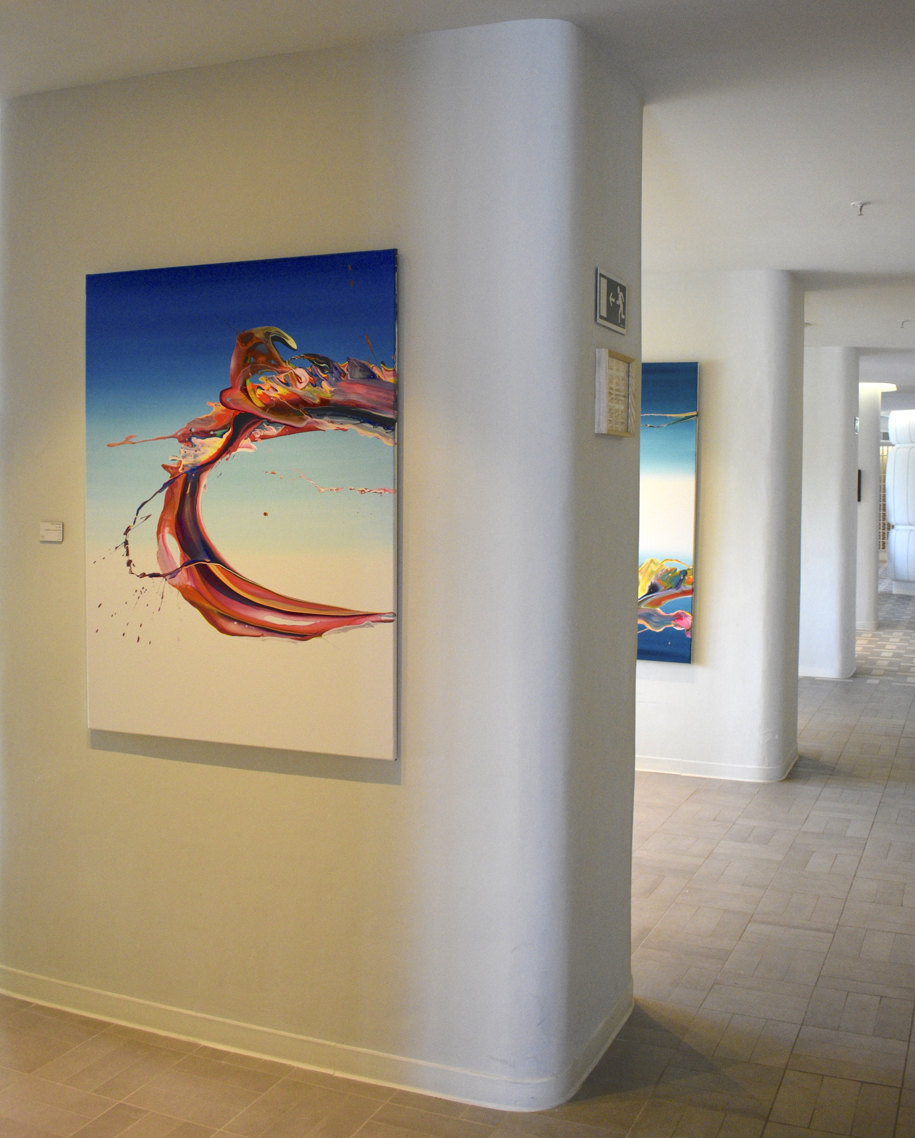 Hotel Me Exhibition, July 2019