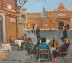 Piazza del Popolo.
