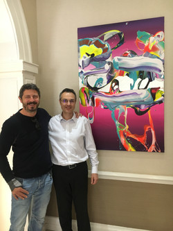 Gian and Anemoi Gallery, Mayfair