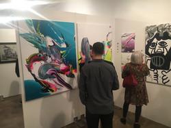 Clio Art Fair, NY 2017