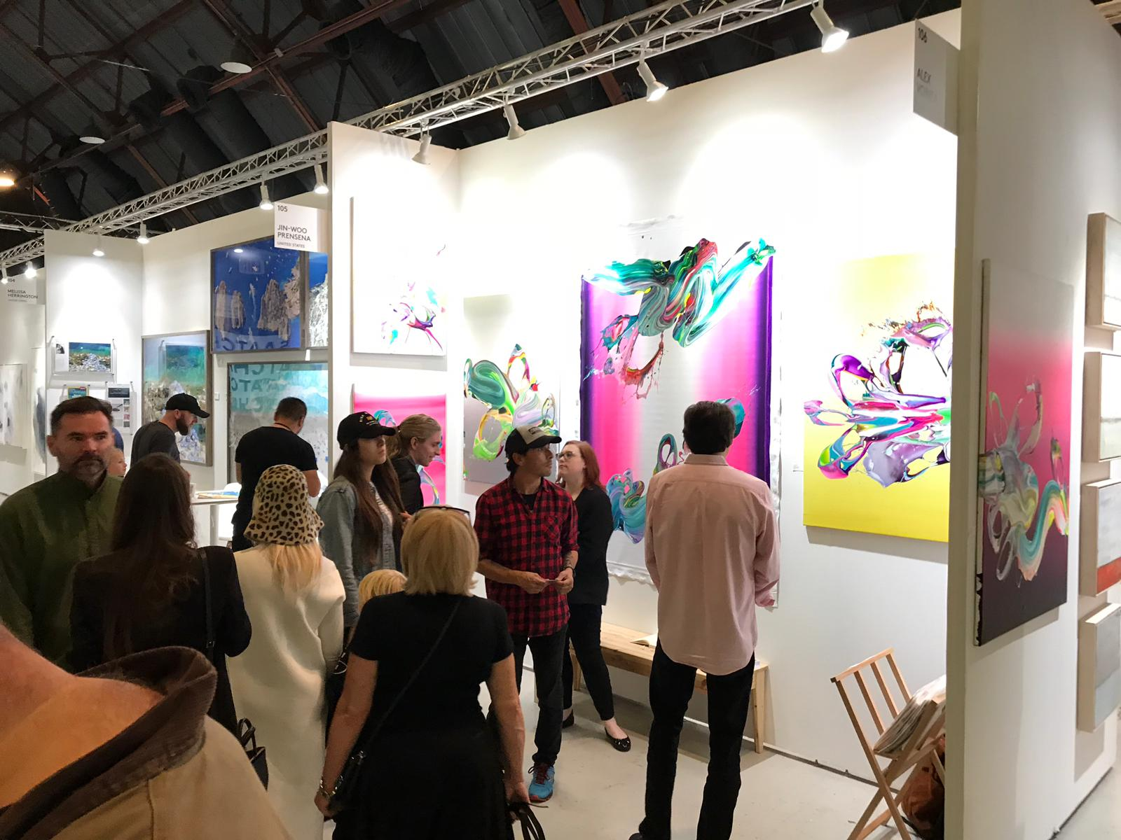 The Other Art Fair, Los Angeles 2018