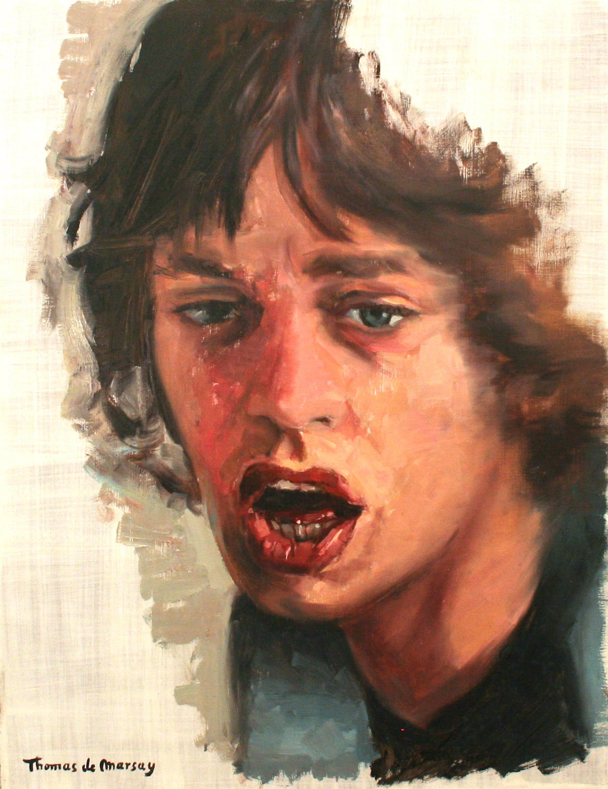 Mick Jagger 3.