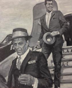 Sinatra and Dean Martin.