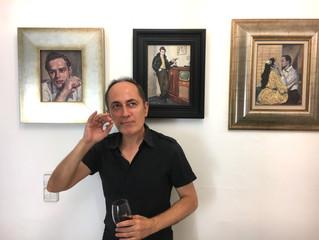 Opening: Rebel, Rebel: New Works by Thomas de Marsay