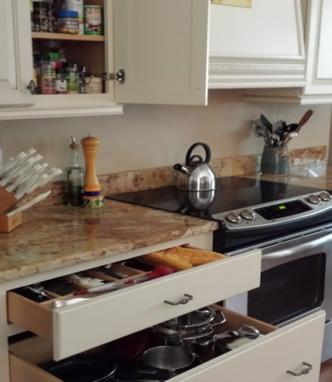 Organizing Your Kitchen