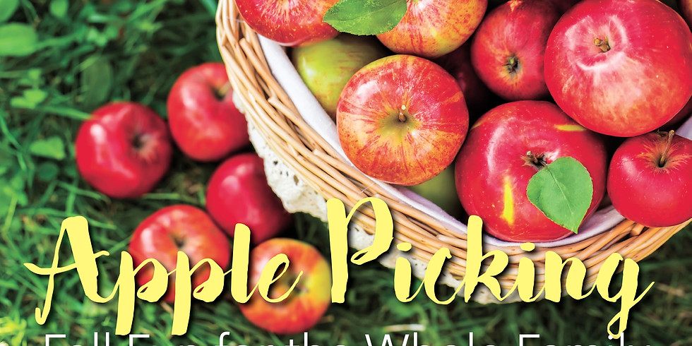 First Annual Fall Family Apple Picking  (1)