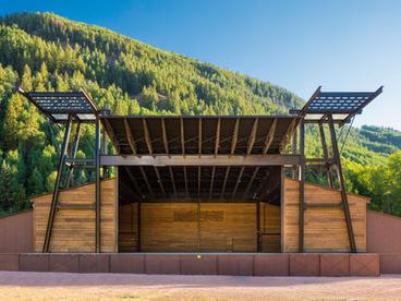 Telluride Town Park Stage