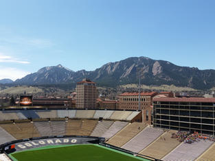 University of Colorado Champions Center