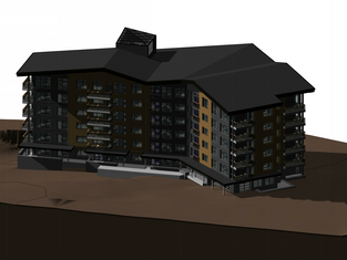 Snowmass Building 11