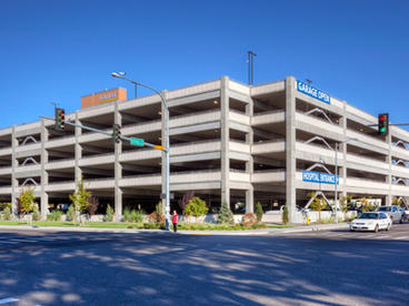 Kadlec Regional Medical Center Parking Garage