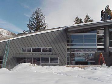 The Glacier House