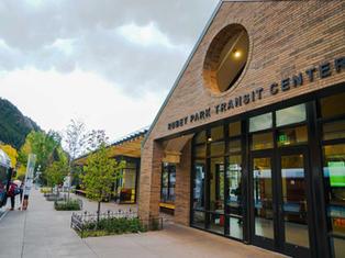 Rubey Park Transit Center Retrofit