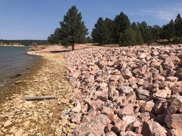 Wind Creek Erosion Control
