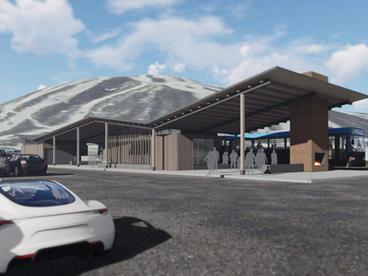 Copper Mountain Transit Center
