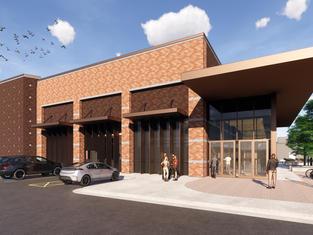 Lyons Middle School & High School Auditorium Addition